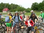 Rajd rowerowy czerwiec 2009
