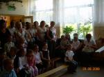 Rozpoczęcie roku szkolnego 09'