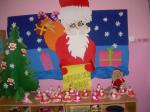 Mikołaj wśród maluchów