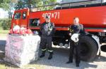Strażacy - na nich zawsze można liczyć!