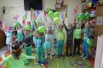 Na zielono w przedszkolu