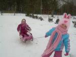 Sporty zimowe w wersji mini