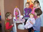 Nowe zabawki w przedszkolu